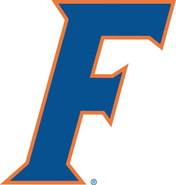 """The Most Current """"F"""" Logo Utilized By The University Of"""