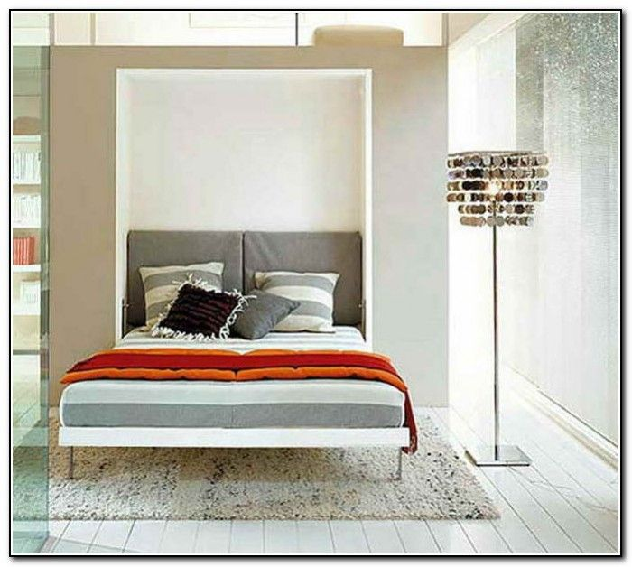 Murphy bed kit full size home furniture design ideas for Murphy beds for small spaces
