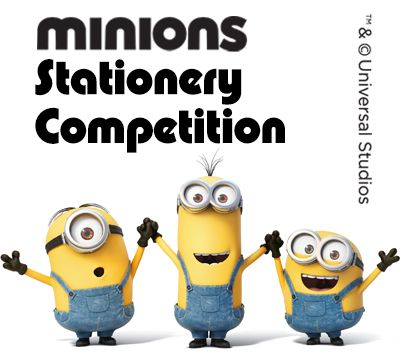Win a Minions Back to School Bundle!