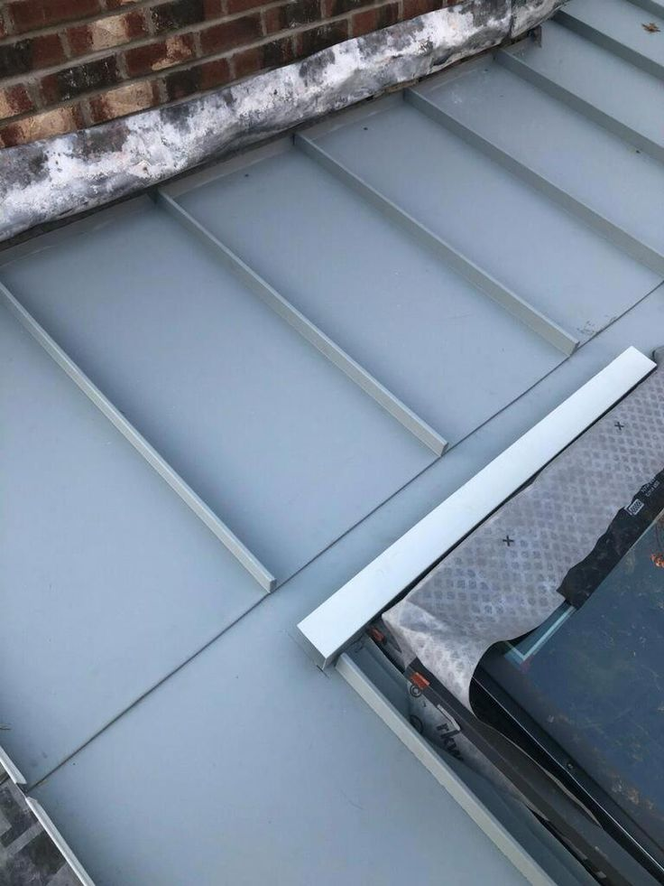 Pristine photo roofterrace in 2020 Standing seam, Metal