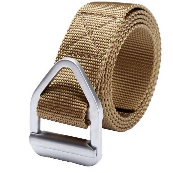 # #Belt #Buckle #Khaki #Metal #Nylon #Outdoor #Tactical #Triangular #Apparel # #Accessories #Belts # #Buckles #Home Available on Store USA EUROPE AUSTRALIA http://ift.tt/2iRDIRD
