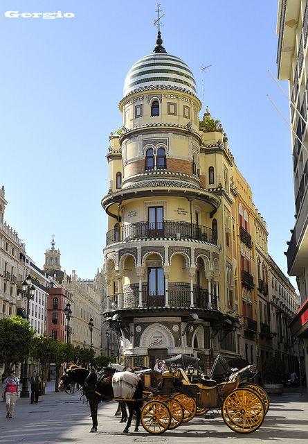 Sevilla, Spain.Mi ciudad