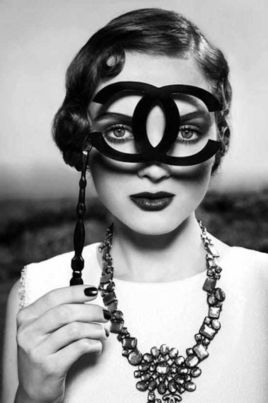 Vintage Inspired Chanel #provocativemanners