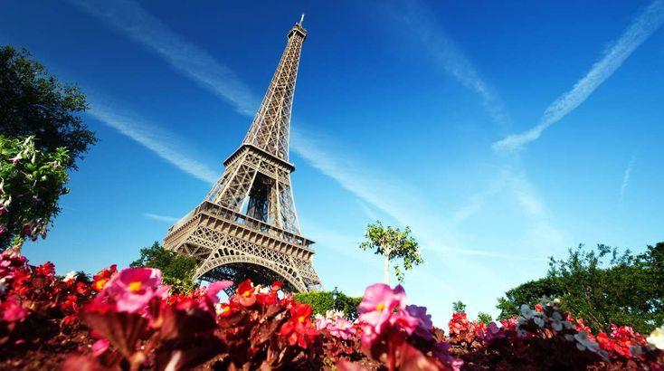NewPix.ru - Медовый месяц. 10 популярных мест Франция