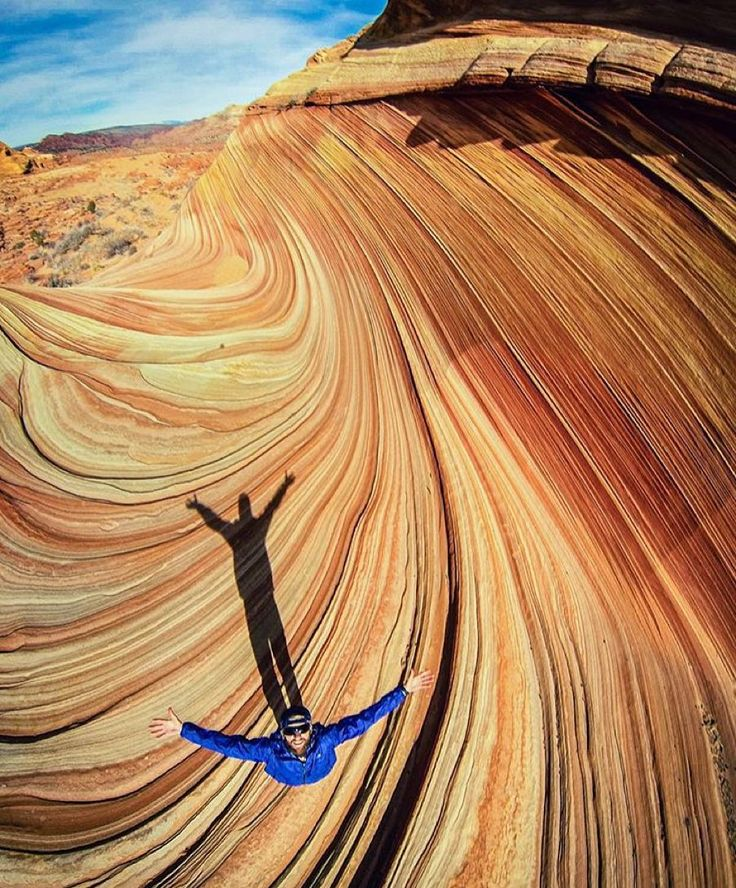 The Wave, Arizona 🇺🇸 @travisburkephotography #gopro #arizona via #lifeapp @gopro