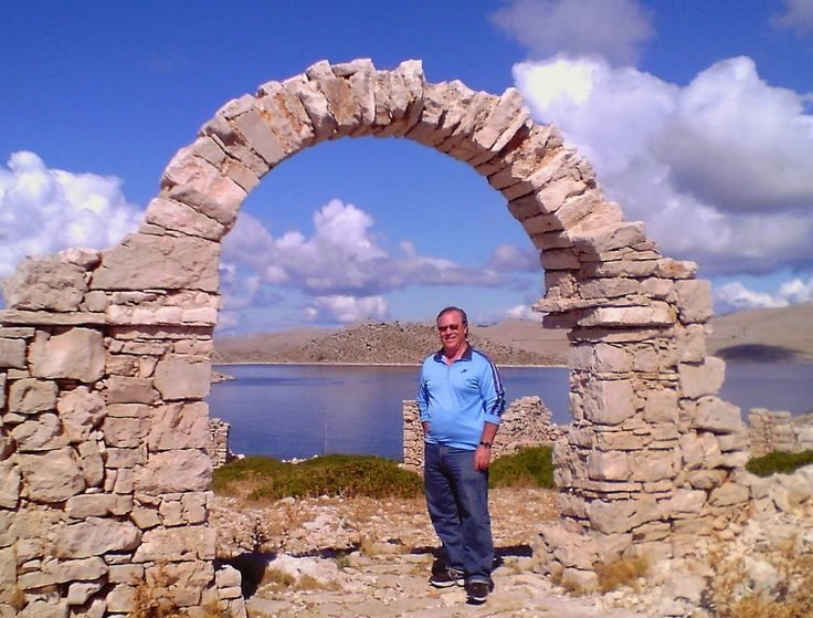 Mike at Kornati National Park, #Croatia