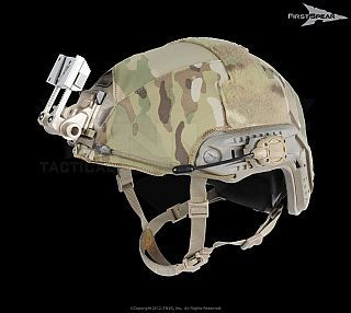 First Spear Solid Stretch Helmet Cover for Ops Core FAST (MultiCam) Stretch Fit Helmet Covers