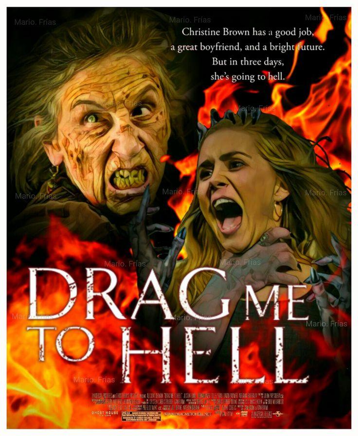 Drag Me To Hell 2009 Edit By Mario. Frías