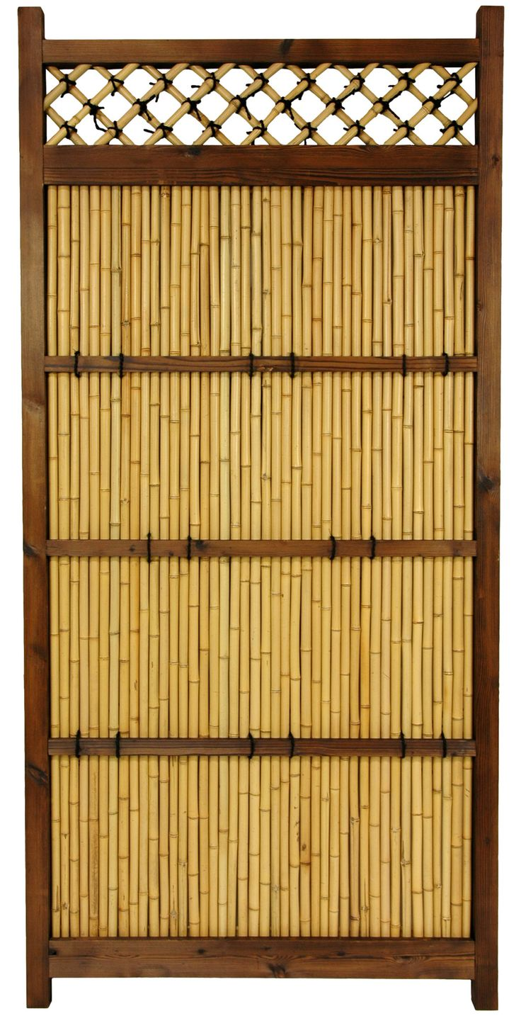 Best 25 bamboo panels ideas on pinterest japanese bamboo bleached bamboo center panel and criss cross lattice baanklon Image collections