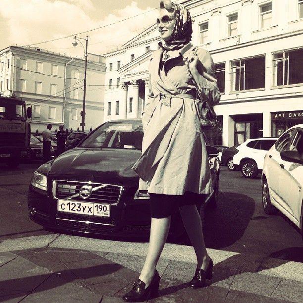 Москва, бегу по улице @renatalitvinovaofficiall #rado #chanel # ренаталитвинова