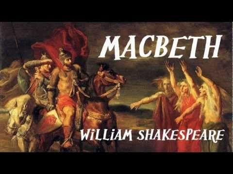 an analysis of imagery in macbeth a play by william shakespeare Macbeth with detailed notes and analysis, from shakespeare online  the action of the play takes  unlike many of shakespeare's plays, macbeth did not appear in.
