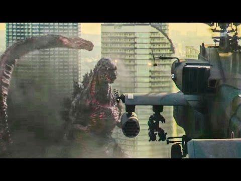 ついにゴジラ動く!映画『シン・ゴジラ』予告編 - YouTube