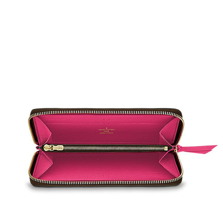 Clemence Wallet Monogram Canvas - Small Leather Goods | LOUIS VUITTON