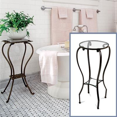 How to create a victorian style bath for Victorian bathroom accessories