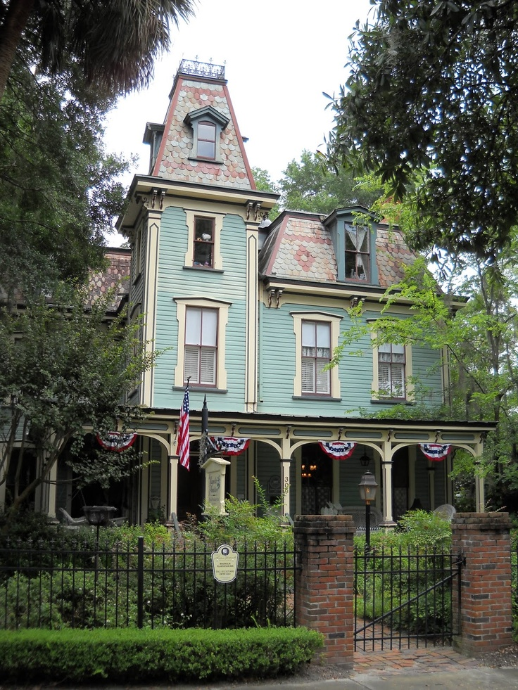 1885 Baird House Gainesville Florida Home
