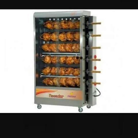Maquina de assar frango com ótimo preço pra vende mesmo