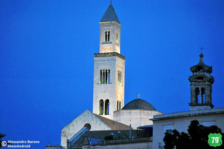 Campanile della Cattedrale di San Sabino #Bari #Puglia #Italia #Italy #Viaggiare #Viaggio #OldCity #Travel #AlwaysOnTheRoad