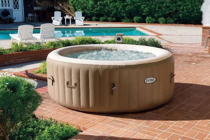 Die besten 25+ Whirlpool outdoor aufblasbar Ideen auf Pinterest - outdoor whirlpool garten spass bilder