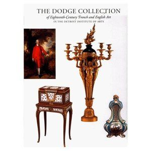 My Great Aunt Anna Thomson Dodge's collection from her home in Grosse Pointe, MI called Rose Terrace.