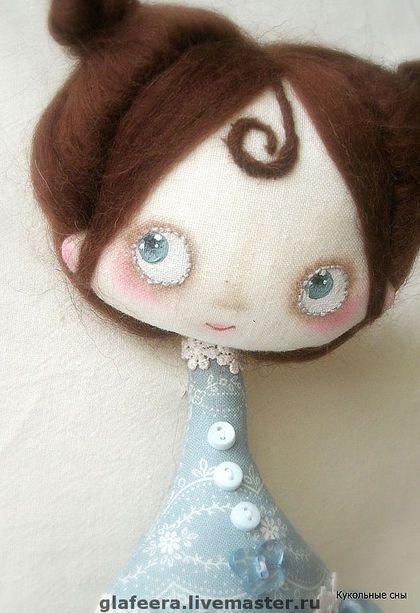 """Коллекционные куклы ручной работы. Ярмарка Мастеров - ручная работа интерьерная кукла """"Мышка Джейн""""(продана). Handmade."""