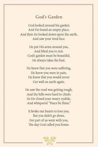 God'S Garden Poem, Quotes #godlyquotesaboutlife .