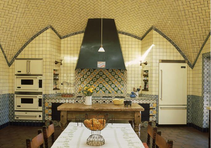1000 Ideas About Spanish Colonial Kitchen On Pinterest