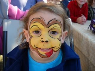 bug face painting | Picture Gallery: Fun Faces Jacksonville, 32222
