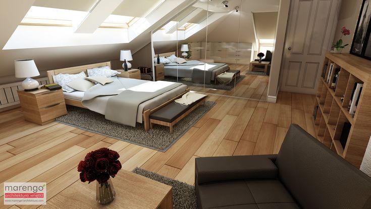 Więcej na: http://marengo-architektura.com/portfolio/projekt-mieszkania-w-kamienicy/