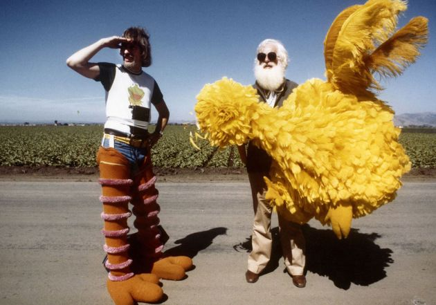 REVIEW: I am Big Bird: The Caroll Spinney Story