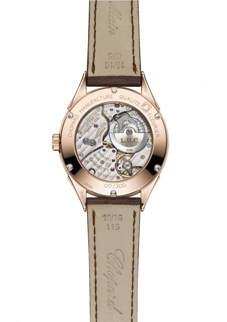 Chopard L.U.C Qualité Fleurier – Haute Horlogerie | Luxurio.cz  #watches #luxury #luxusní #hodinky #luxurio