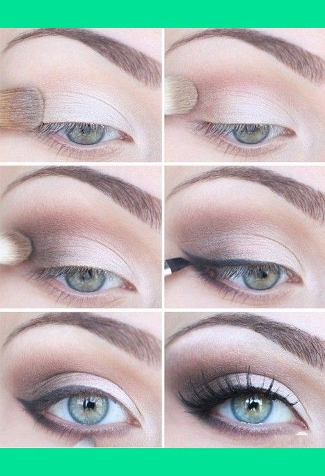 SimpleMake Up, Pretty Eye, Eye Makeup, Cat Eye, Neutral Eye, Eye Shadows, Eyeshadows, Eyemakeup, Smokey Eye