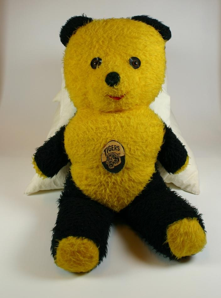 Teddy Bear - Richmond Football Club, 1960s