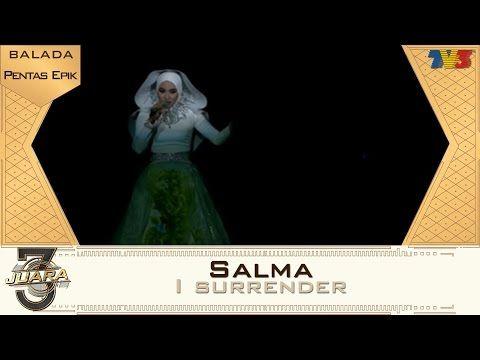 Pentas Epik 3 Juara | Salma | Balada - Lirik Lagu