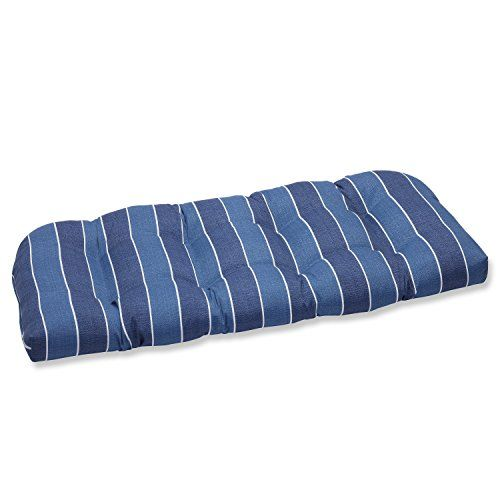 Special Offers - Pillow Perfect Outdoor Wickenburg Wicker Loveseat Cushion Indigo For Sale - In stock & Free Shipping. You can save more money! Check It (February 07 2017 at 11:47AM) >> https://gardenbenchusa.net/pillow-perfect-outdoor-wickenburg-wicker-loveseat-cushion-indigo-for-sale/