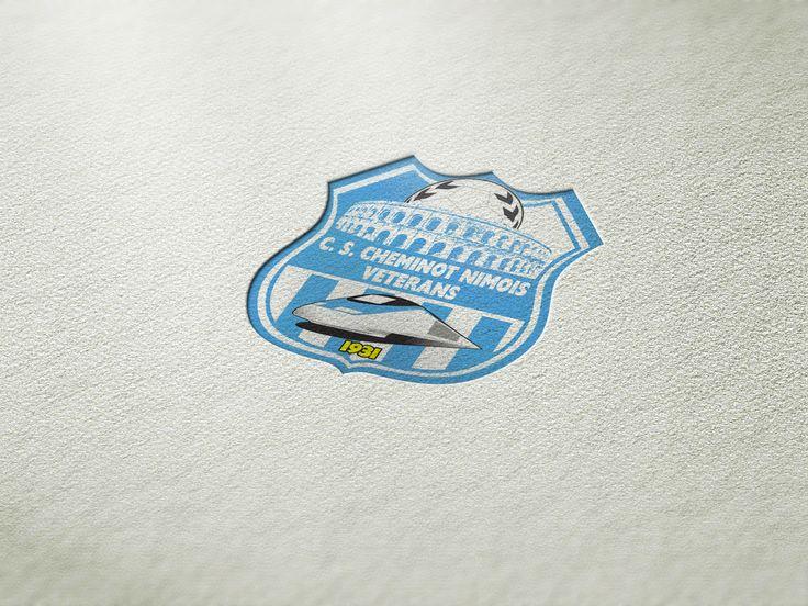 Logo Club Foot CSCN - Nîmes (30)