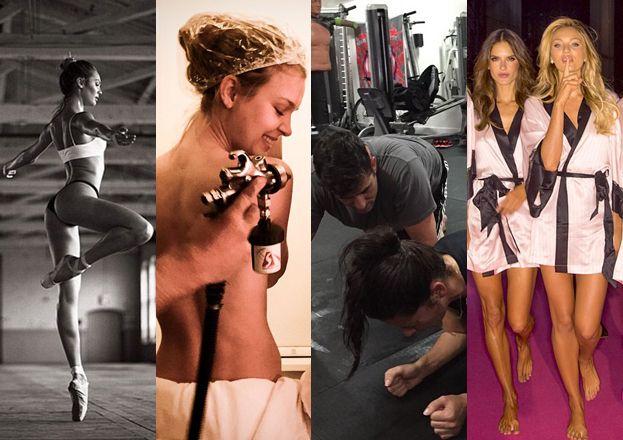 """Wczoraj w londyńskim Earls Court odbyło się jedna z największych imprez modowych tego roku: pokaz luksusowej bielizny Victoria's Secret. 47 modelek zaprezentowało najnowszą kolekcję, a towarzyszył im występ Taylor Swift. Zobacz: POLSKIE MODELKI na pokazie Victoria's Secret!Pisaliśmy już o zasadach, jakich przestrzegać muszą modelki amerykańskiej marki, żeby zostać """"Aniołkami"""" i móc pozostać w tej grupie. Nie jest im łatwo. Organizatorzy traktują wydarzenie jak """"operację wojskową"""", kontrolują…"""