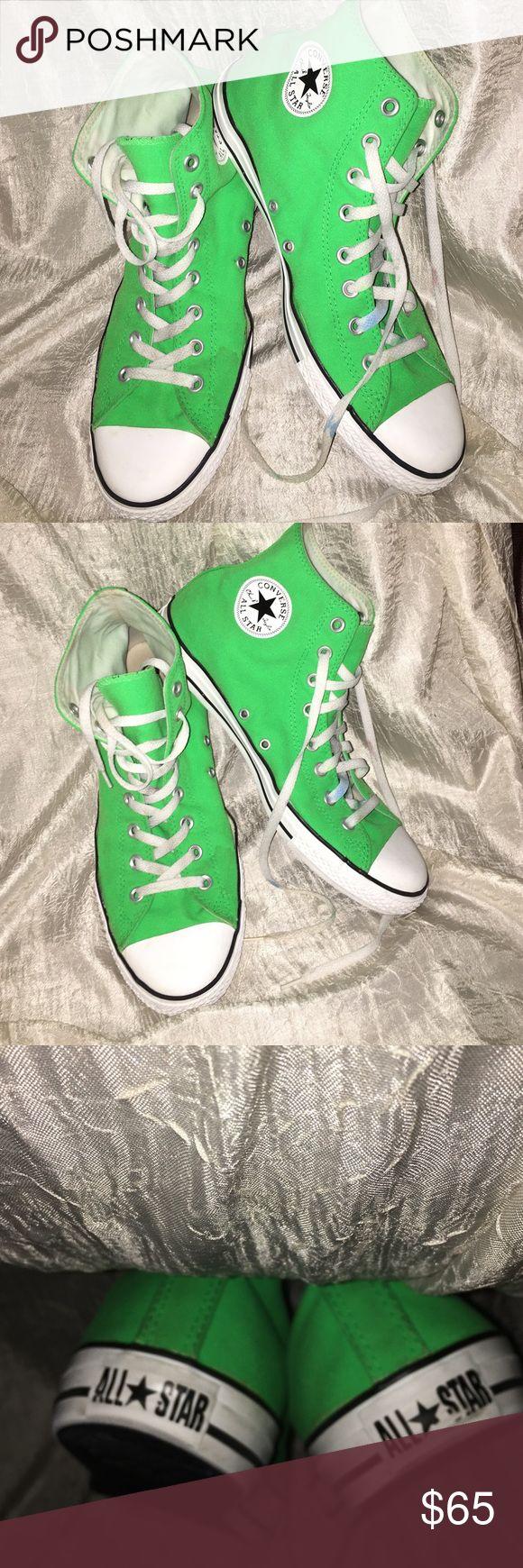 ⚡️FLASH SALE⚡️Converse All Star High Top Sneakers Converse All Star High Top Sneakers size 11 men's Converse Shoes Sneakers