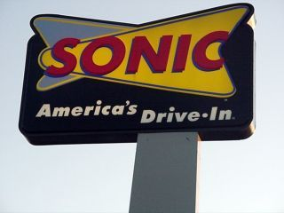 Sonic started in Oklahoma....and we have one on every corner!! Best drink stop anywhere in the US!! Hellloooo Happy Hour!!