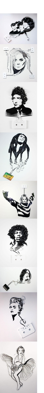 478 besten WASHI & TAPE ART Bilder auf Pinterest | Washi tape ...