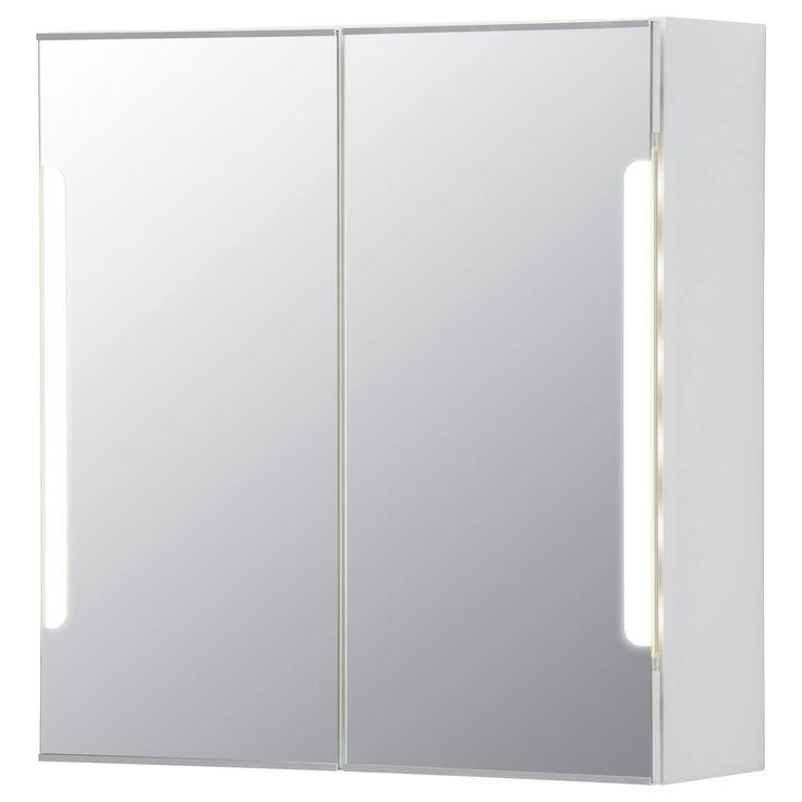 Více než 25 nejlepších nápadů na Pinterestu na téma Ikea bad - badezimmer spiegelschrank ikea amazing design