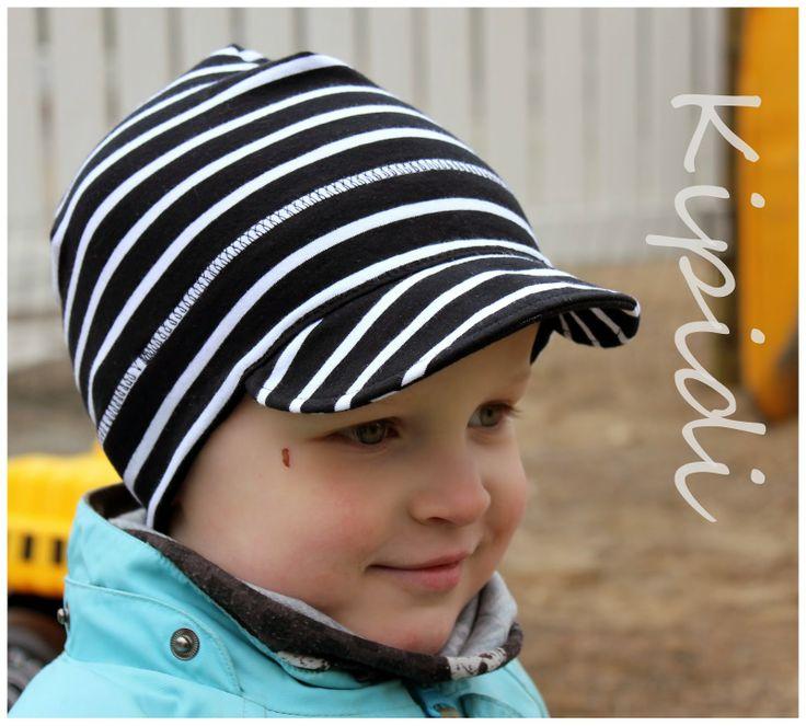 Hat with cap / Lippapipo Noshin kaavalla