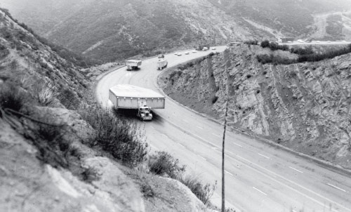 Transport to Area 51 in Nevada