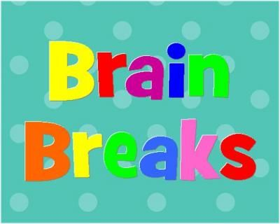 FREE!  Brain Breaks from Diary of a Teachaholic on TeachersNotebook.com -  (9 pages)