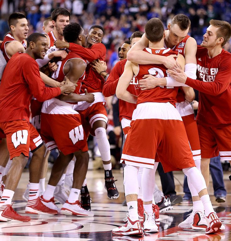 SOOOOO TRUE #OnWisconsin 23 Reasons The Wisconsin Badgers Still Won The NCAA Tournament