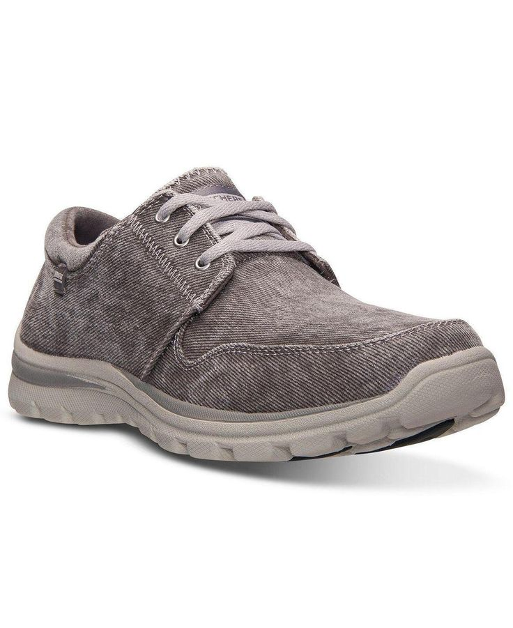 Skechers Men's USA Relaxed Fit: Spencer Casual Boat Shoes from Finish Line http://picvpic.com/men-shoes-trainers/skechers-men-s-usa-relaxed-fit-spencer-casual-boat-shoes-from-finish-line#charcoal~grey