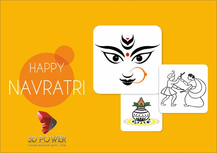 May the brightness of Navratri fill your days with cheer; and may all your dreams come true During Navratri and all through the year. Happy Navratri!