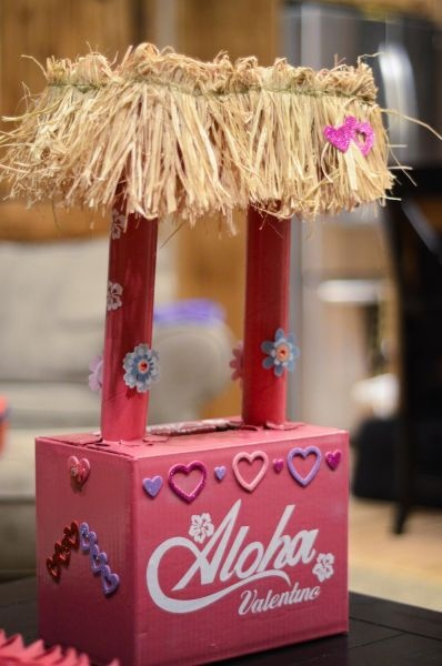 How To Make Cute Valentine Boxes For Girls