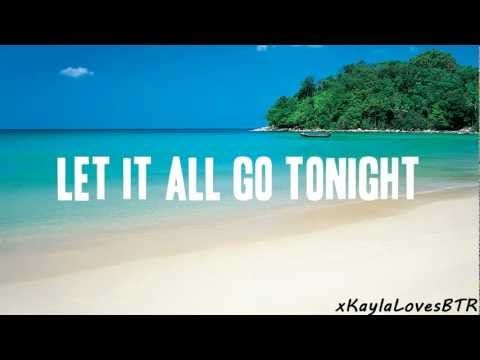 Big Time Rush - Windows Down (Lyrics)
