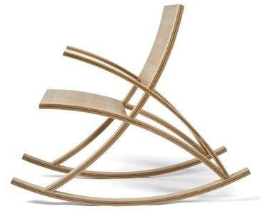 Oltre 25 fantastiche idee su moderne sedie a dondolo su - Sedia a dondolo disegno ...