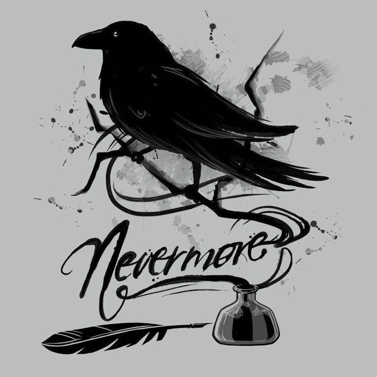 Minimalist Raven Tattoo: Pin By Heaven Allen On Tattoos